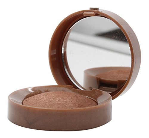Bourjois Little Round Pot Eyeshadow No.54 Marron Glacé (Light Brown)