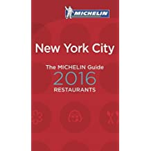 MICHELIN New York City 2016: Restaurants (MICHELIN Hotelführer)