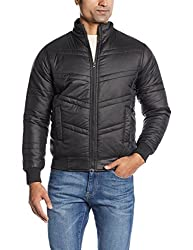 Fort Collins Mens Synthetic Jacket (1211-OL_XX-Large_Black)