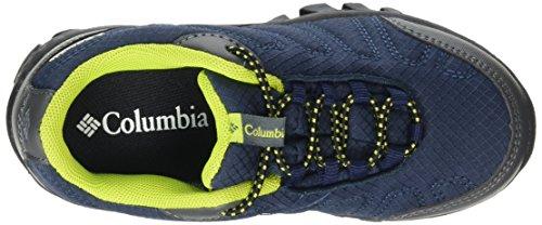 Columbia Firecamp Sledder, Chaussures Multisport Outdoor Garçon Bleu (Whale 554)