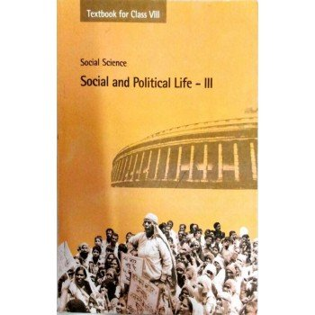 Social and Political Life Part - 3 TextBook Social Science for Class - 8 - 860