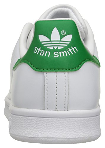 finest selection aadb9 d0c0a ... adidas Stan Smith W, Scarpe da Ginnastica Donna Footwear White Green ...