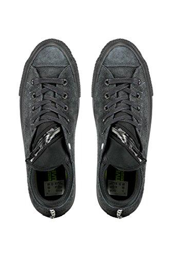 Converse , Herren Tennisschuhe mehrfarbig mehrfarbig Einheitsgröße Schwarz