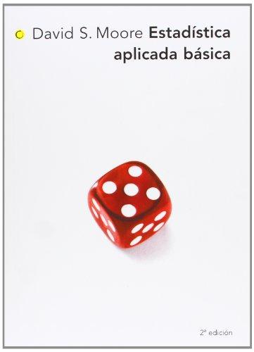 Estadística aplicada básica, 2ª ed. (Economía) por David Moore