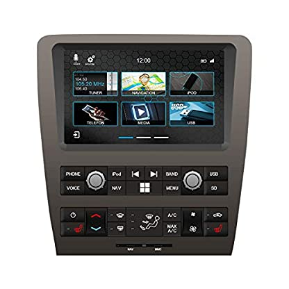 DYNAVIN-N7-MST-Autoradio-Navigationsgert-fr-Ford-Mustang