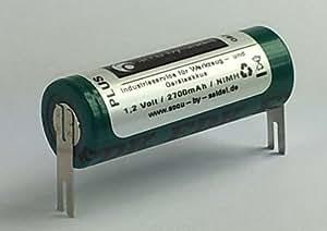 Ersatz-Akku (OB27) für elektrische Zahnbürste für Braun Oral B Triumph 5000 Serie -NiMH