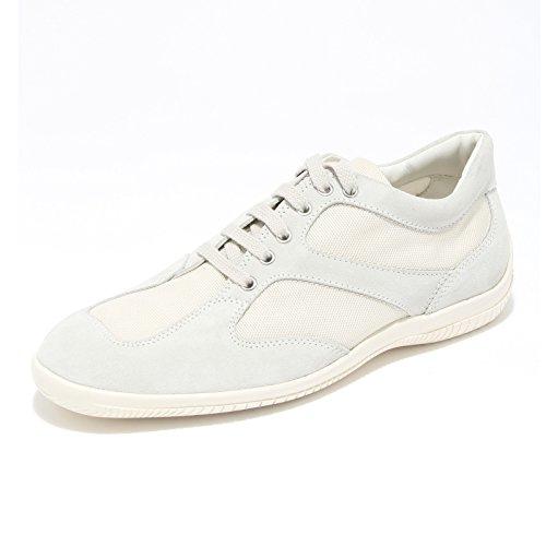 65839 sneaker HOGAN ACTIVE scarpa uomo shoes men panna/ghiaccio