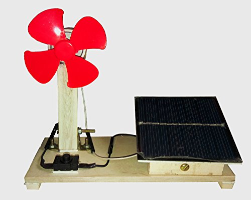 Working Model On Hobby Science Project Kit Solar Renewable Energy