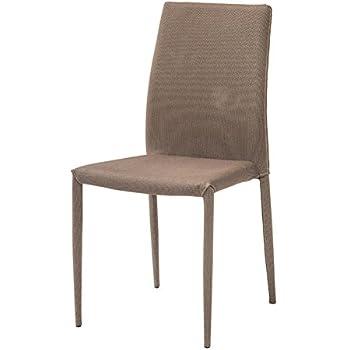 set x6 sedie per tavolo cucina soggiorno sala da pranzo eco pelle ... - Sedie Per Soggiorno In Pelle 2