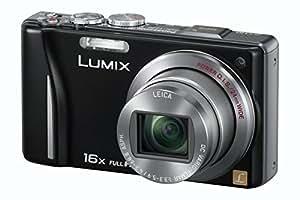 Panasonic Lumix TZ20 Digital Camera - Black (14.1MP MOS, 16x Optical Zoom) 3 inch Touchscreen LCD