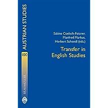 Transfer in English Studies