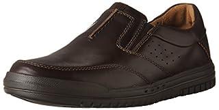 Clarks - - Männer Unrhombus Doppelschuh, 43 EUR, Brown Leather (B06X6CLFH9)   Amazon price tracker / tracking, Amazon price history charts, Amazon price watches, Amazon price drop alerts