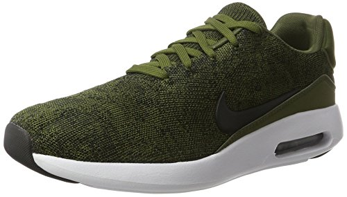 nike-herren-air-max-modern-flyknit-sneakers-grun-rough-green-black-black-white-44-eu