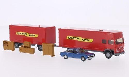 Set Berlin années 6:, voiture miniature, miniature, miniature, Miniature déjà montée, Wiking / PMS 1:87 | Couleur Rapide  e25aeb