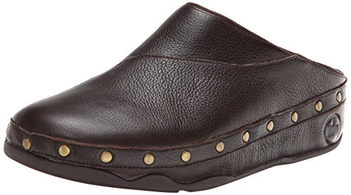 FitFlop - Zoccoli, Donna Marrone (Chocolate Brown)