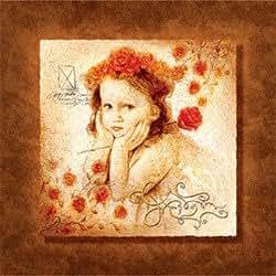 "Eurographics JO2291 d'impression d'art ""Sweethearts - Dreamy"" Joadoor, 30x30 cm"