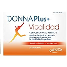 DONNAPLUS Vitalidad 30 comprimidos