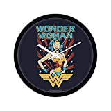 Mc Sid Razz Official DC Comics- Wonder Women Comic Wall Clock Gift Set