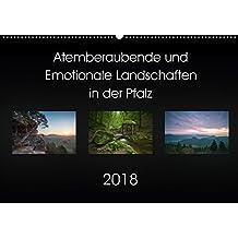 Atemberaubende und Emotionale Landschaften in der Pfalz (Wandkalender 2018 DIN A2 quer): Schöne Landschaftsmotive der Pfalz (Monatskalender, 14 Seiten ... Natur) [Kalender] [Apr 13, 2017] Wojtas, Anna
