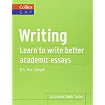 Writing (Collins EAP: Academic Skills)