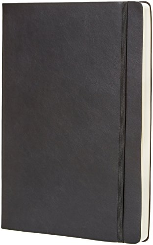 AmazonBasics Daily Planner and Journal - 8.5 x 11 inches - Soft Cover