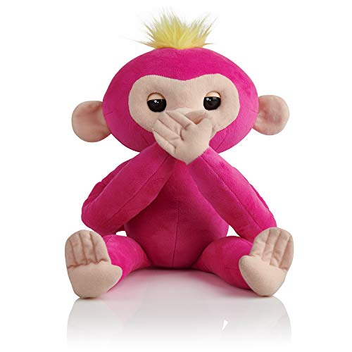 Wow Wee 3532 WOWWEE Fingerlings Hugs AFFE rosa, pink