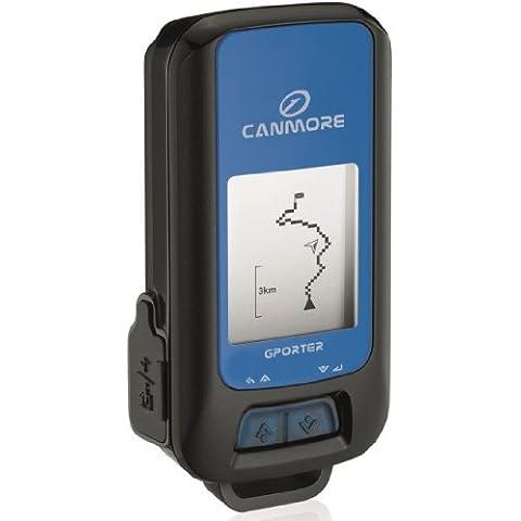 G-PORTER GP-102+ (Blu) Multifunzione Ricevitore GPS Portatile Localizzatore Tracker Logger