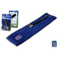 PGA Tour Serviette de golf et trousse avec brosse pour club