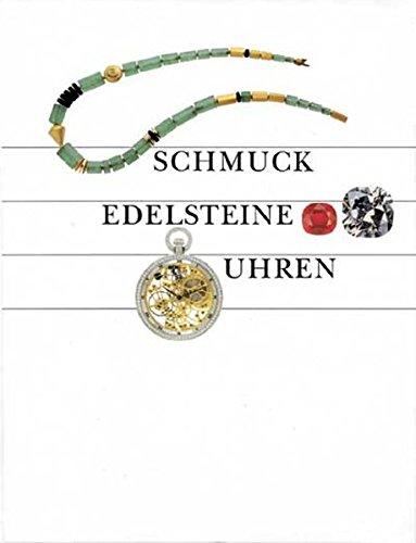 Schmuck, Edelsteine, Uhren