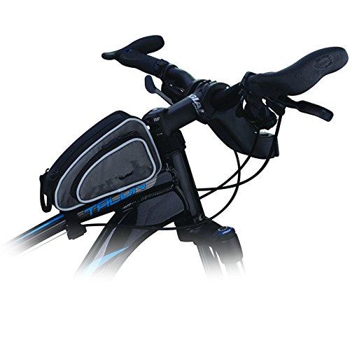 LWJgsa Fahrradfahren Ausrüstung Auto Tasche Tasche Light Grey