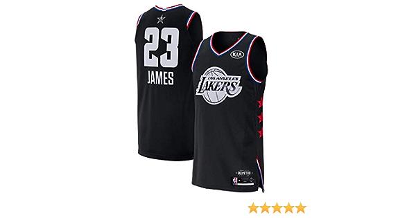 Somesso di Sudore del Sudore Traspirante PE 2020 Lebron James Champion Edition Jersey e Los Angeles Lakers Pantaloni da Basket # 23 Jersey di Pallacanestro da Uomo