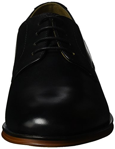 Aldo Herren Ricmann Derby Schwarz (97 Black Leather)