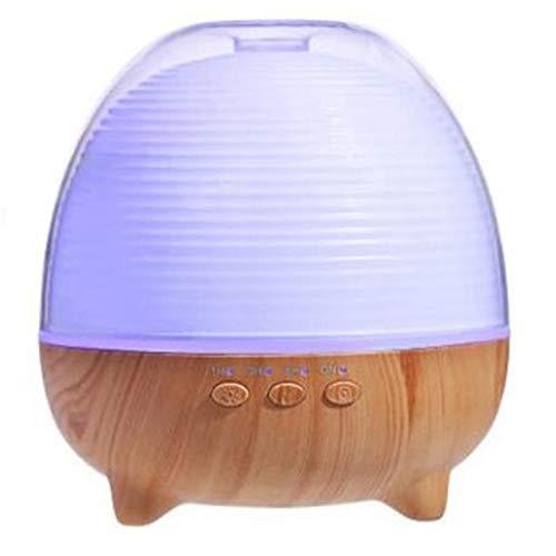 CUHAWUDBA 600Ml Portainciensos Humidificador de Aire Aromaterapia Aroma UltrasóNico 8...