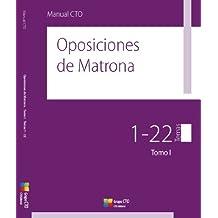 MANUAL CTO DE OPOSICIONES DE ENFERMERIA MATRONA - COMUNIDAD DE MADRID
