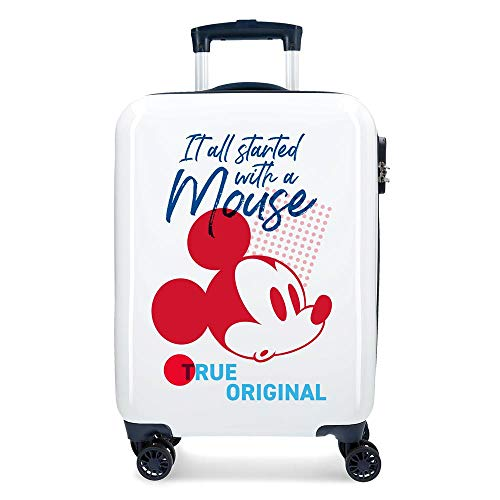Maleta cabina Mickey Magic original rígida 55cm 55cm