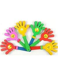 Plastique cheerleading applaudir outil mains, Price/10 Pièces, couleurs assorties
