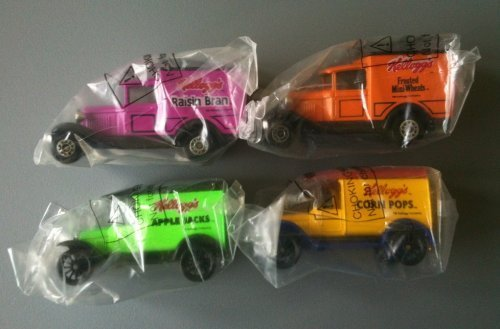matchbox-kelloggs-corn-pops-4-truck-lot-by-matchbox