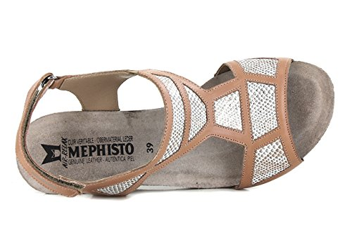 MEPHISTO JOSIA - Sandales / Nu-pieds - Femme Marron