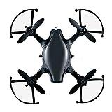 Fulltime E-Gadget 2.4G Mini Drohne RC Drohne Quadcopters Headless Modus One Key Return 2150 mAh Lipo-Batterie RC Hubschrauber (Schwarz)
