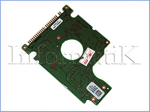 Hitachi Storage IC25N040ATMR04 Travelstar 80GN Festplatte 40.0 GB 12.0 ms U-ATA / 100 2.0 MB -