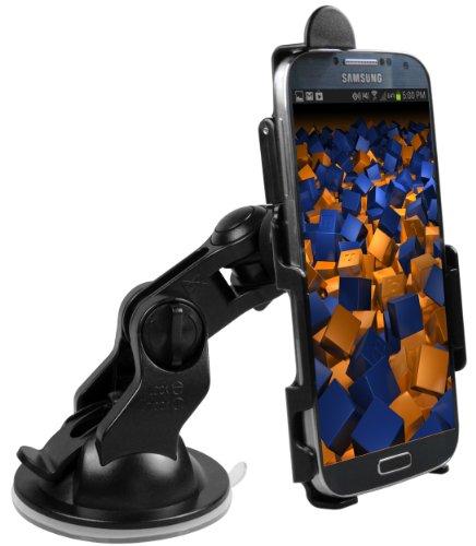Mumbi KFX - Kit di supporto per auto per Samsung Galaxy S4 con apposita staffa