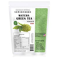 Oladole Natural Raw Matcha Green Tea Powder 100 gm