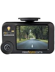 Road eyes RECduo - Caja negra de vídeo para vehículos