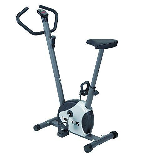 Innoliving INN Fitness Heimtrainer, Unisex Erwachsene, unisex - erwachsene, Fitness, schwarz, 64 x 20.5 x 53.5