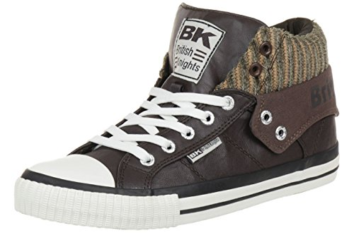British Knights ROCO BK women trainer Sneaker B34-3743-03 brown dunkelbraun