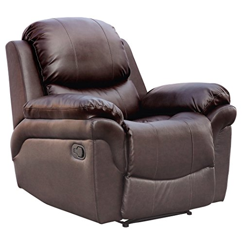 madison-real-leather-recliner-armchair-sofa-home-lounge-chair-reclining-gaming-brown