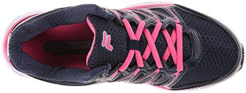 Fila Excellarun scarpa da running Fila Navy/Sugar Plum/White