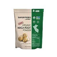 Mrm Raw Organic Maca Root Powder 240 G