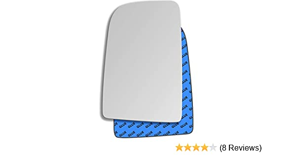 Hightecpl 104RS Right Driver Side Convex Door Wing Mirror Glass