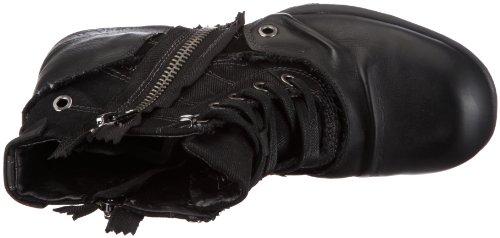 ReplayClutch - Stivali Combat Uomo Nero (Black)